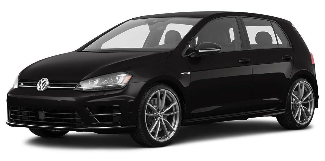 2017 volkswagen golf r reviews images and specs vehicles. Black Bedroom Furniture Sets. Home Design Ideas