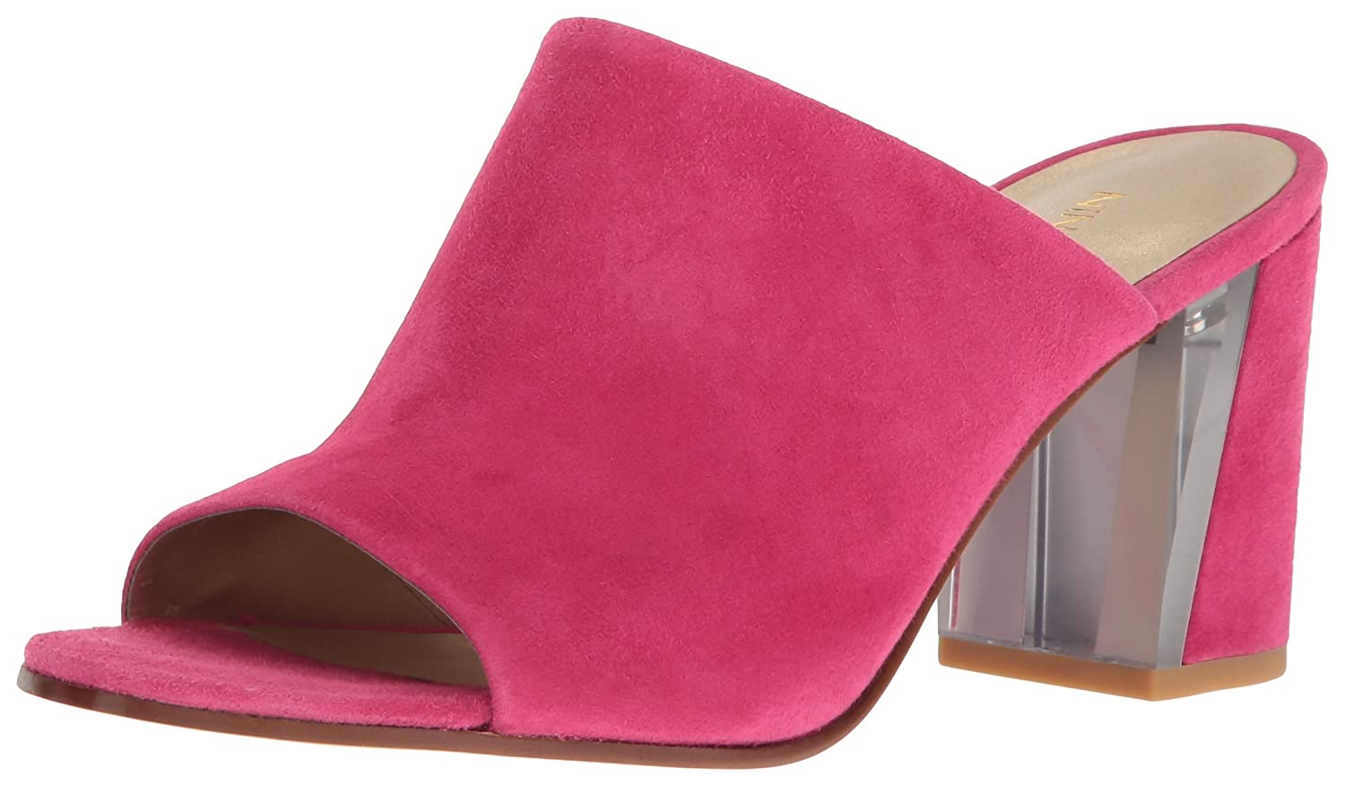Nine West Women's Gemily Suede Mule