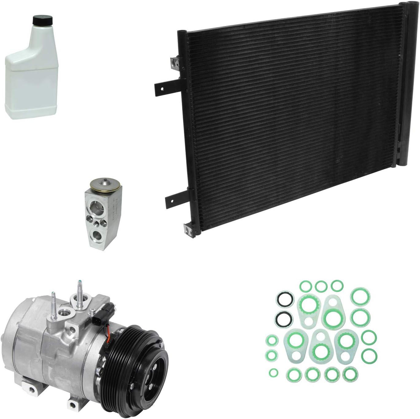 New A//C Compressor and Component Kit KT 1451A F-250 Super Duty F-350 Super Du