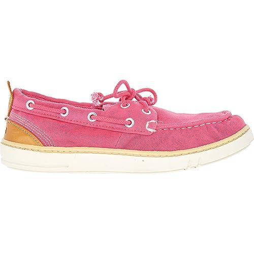 37 Timberland Donna Rosa Scarpe it Barca Amazon pink Da Eu YxYqTOw6