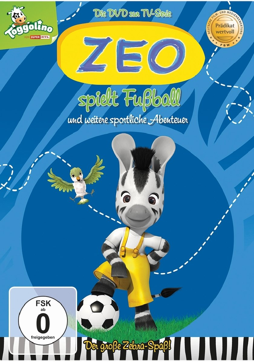 Amazon Com Zeo Spielt Fussball Und Weitere Sportliche