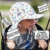 Children's Cotton Sun Protective Hats 50