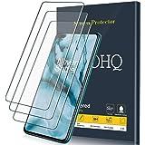 QHOHQ Protector de Pantalla para OnePlus Nord 5G, [3 Unidades], Cristal Templado Membrana, 9H Dureza - Sin Burbujas…