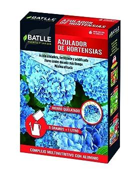 semillas batlle unid azulador de hortensias gramos
