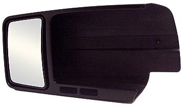 Cipa  Ford F Series Custom Driver Side Towing Mirror