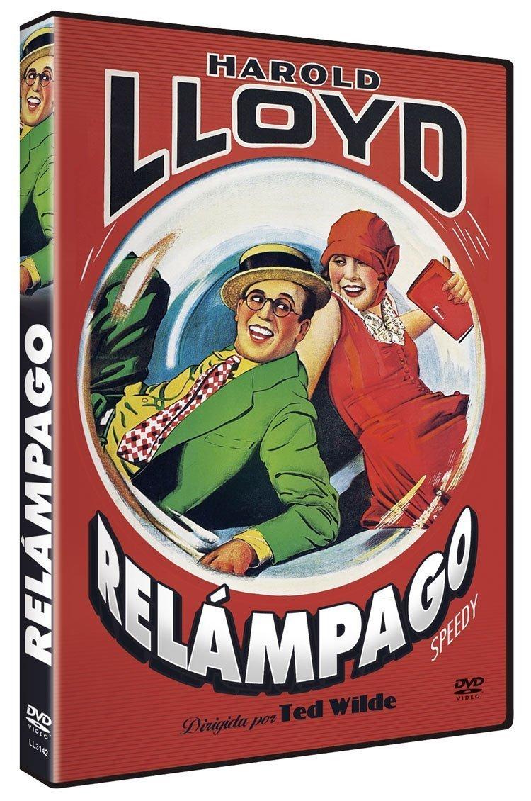 Relámpago (Speedy) (1928) [DVD]