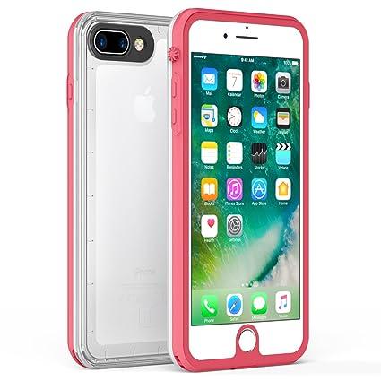 Amazon.com: Fansteck - Funda impermeable para iPhone 7 Plus ...