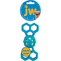 JW Pet Company Hol Ee Bone Pet Squeak Toys, Small