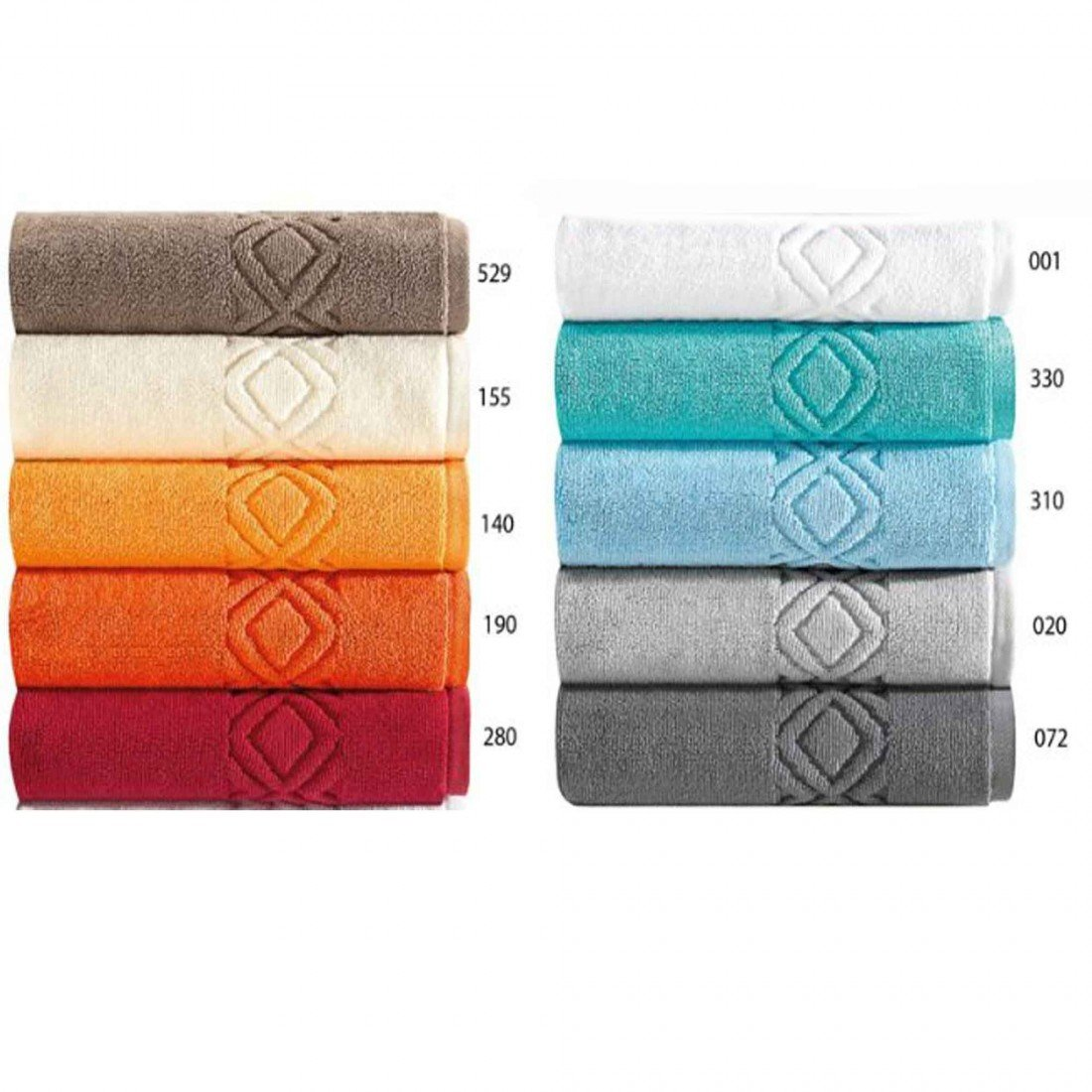 Cotone 60 x 110 cm Tappetino per il bagno Denver/-/Scendibagno di grande qualit/à 330 mare 100/% cotone 50 x 70 cm 3/dimensioni e 10 colori 50x70 cm 70 x 130 cm