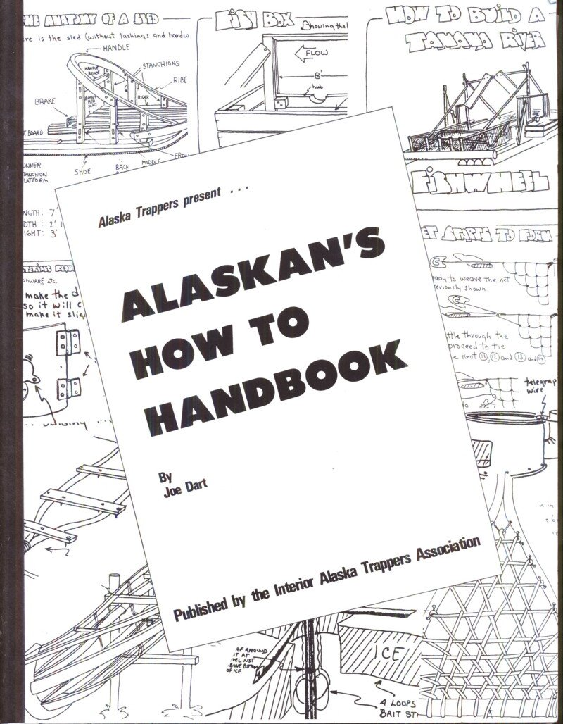 Alaskan's how to handbook, Dart, Joe