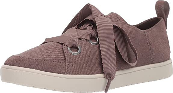 Koolaburra by UGG Women's Penley Sneaker, Cinder, 06 C US