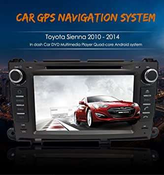 Cusp Android Reproductor de DVD GPS Navegación Auto Radio para ...