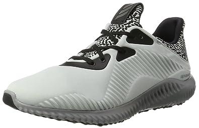 timeless design cccb3 681bb adidas Damen Alphabounce Sneaker, WeißGrau, 36 EU