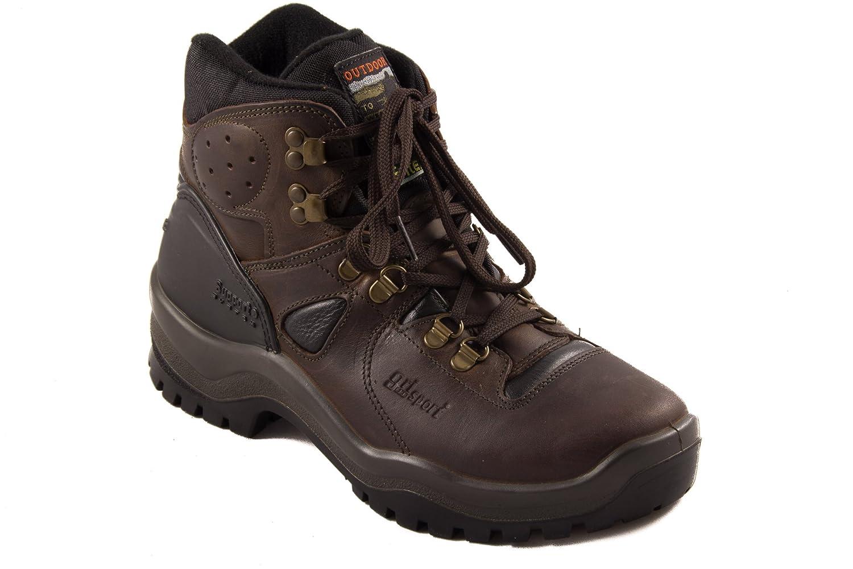 Grisport 11205 - 629 dakar v.9 hombre y para mujer (para el exterior) & botas de escalada unisex 38 EU|marrón oscuro