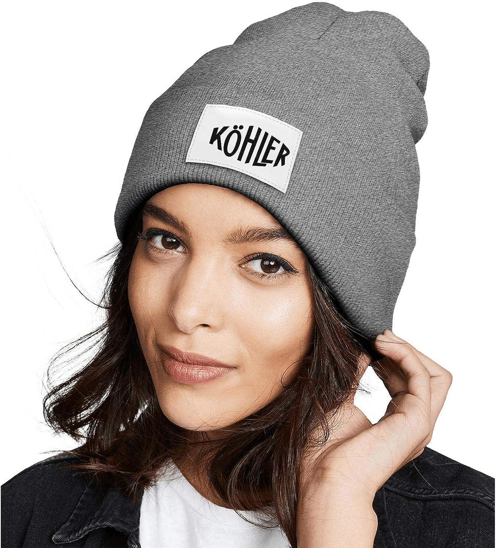 SRGFHBNCN Winter Warm Knitting Beanie Hats Cuff Toboggan Fine Knit Cap for Men Womens