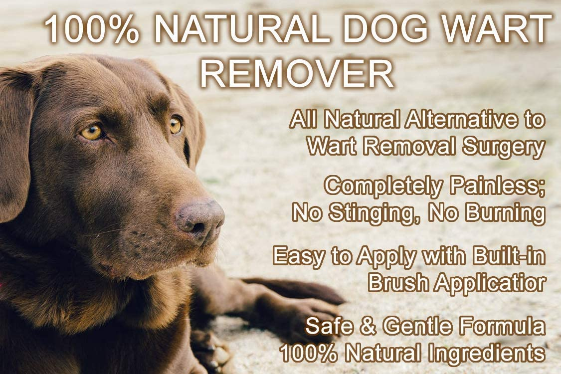 Amazon Com Good Karma Naturals All Natural Wart Remover For Dogs