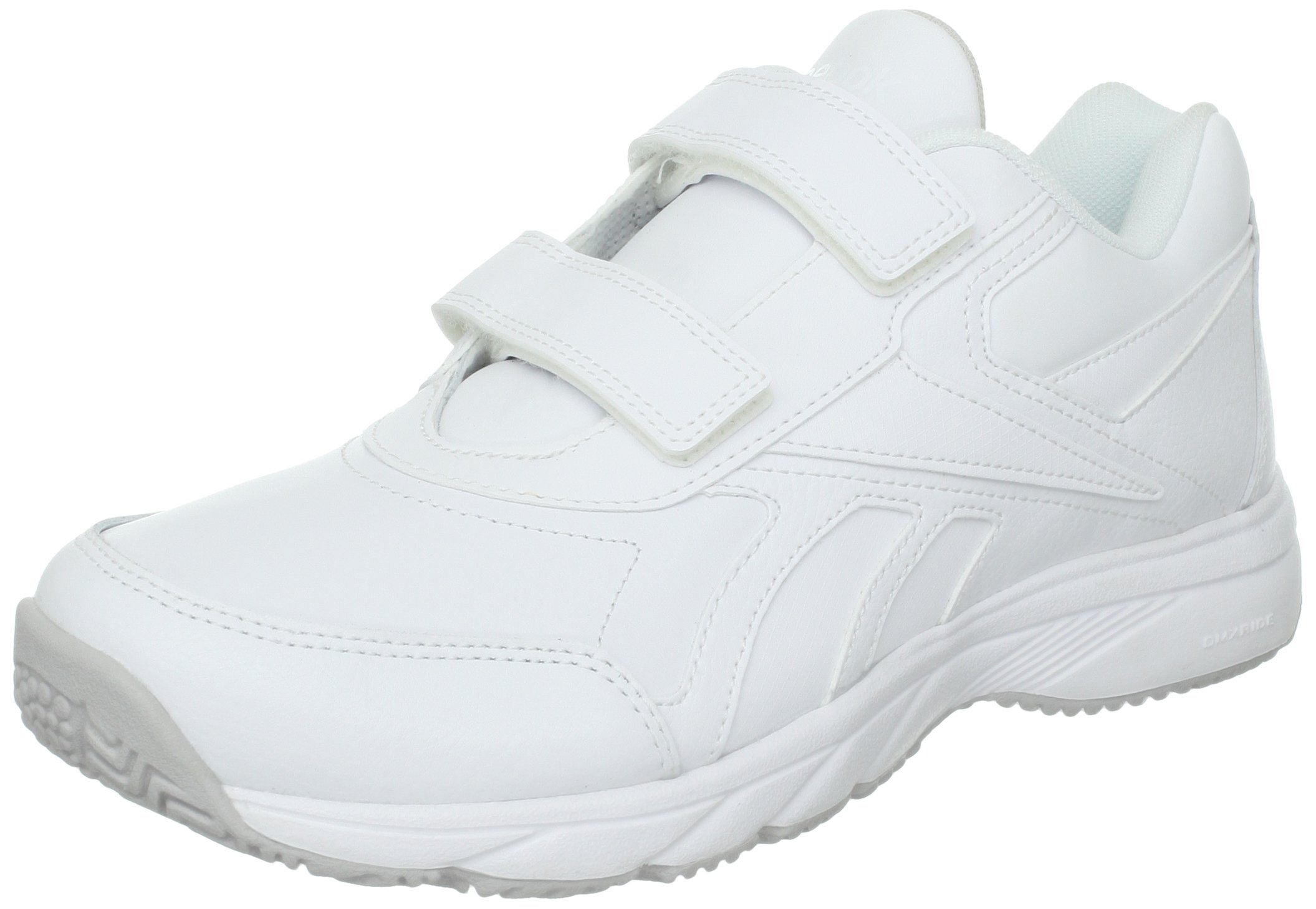Reebok Women's Work N Cushion KC Walking Shoe,White,8.5 D US