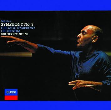 マーラー:交響曲第7番「夜の歌」