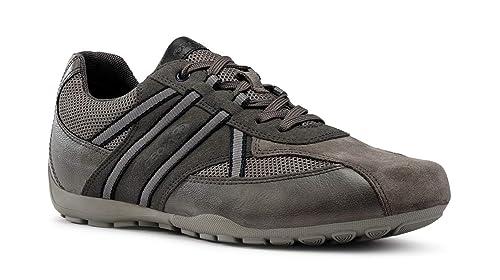 Geox Geox Ravex Men's Sport Shoes Blue: Amazon.co.uk