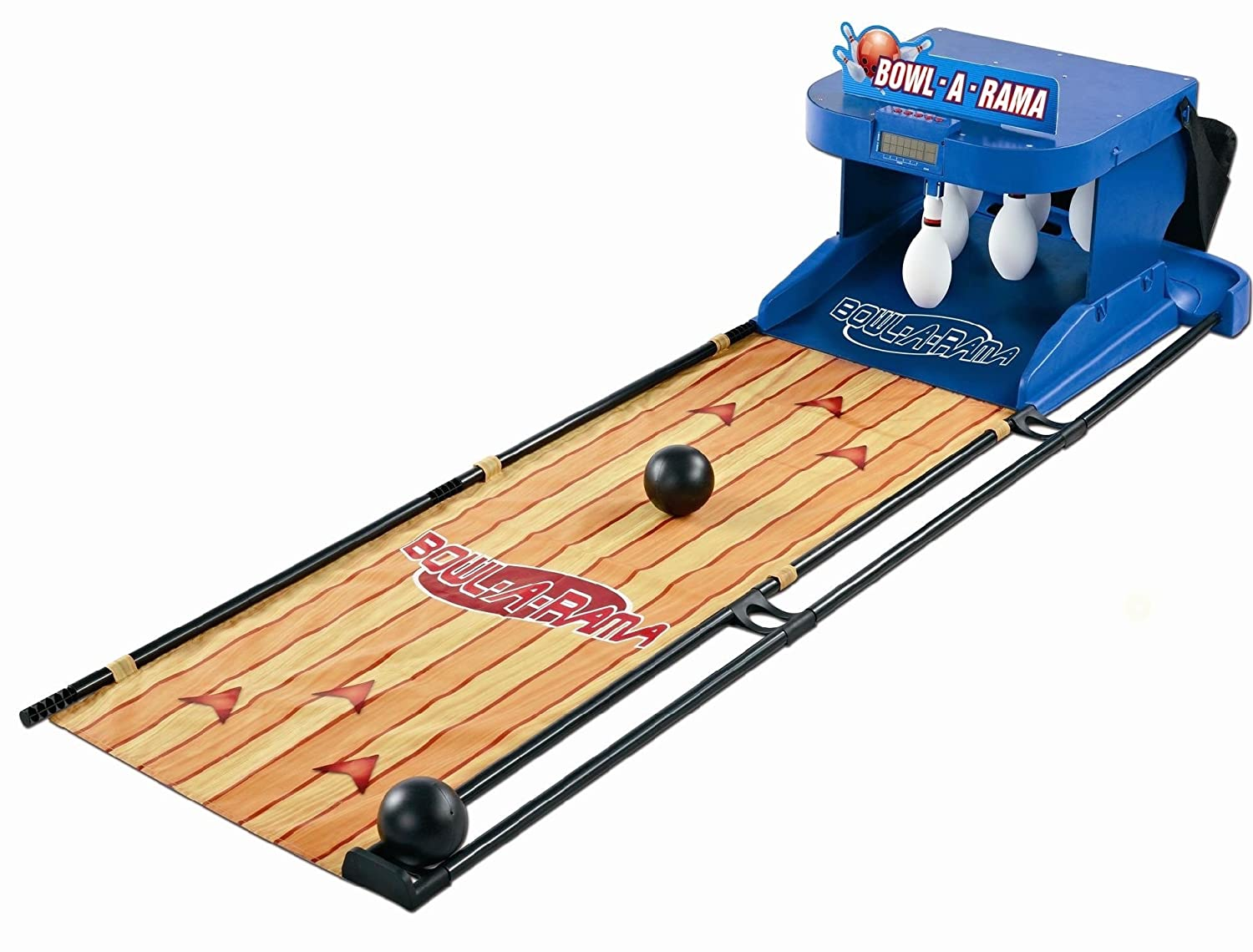 Amazon.com: Sportcraft Bowl-A-Rama Bowler Bowling Arcade Game ...