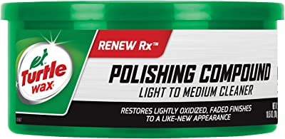 polishing compound and scratch remover
