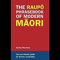Raupo Phrasebook Of Modern Maori