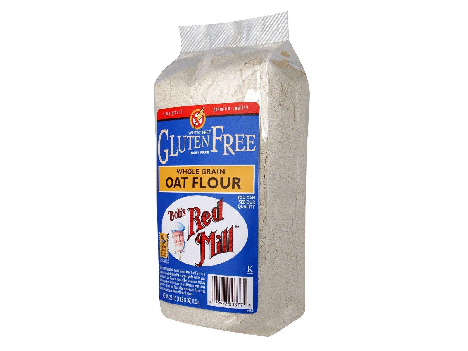 Bob's Red Mill Oat Flour 12x 22OZ