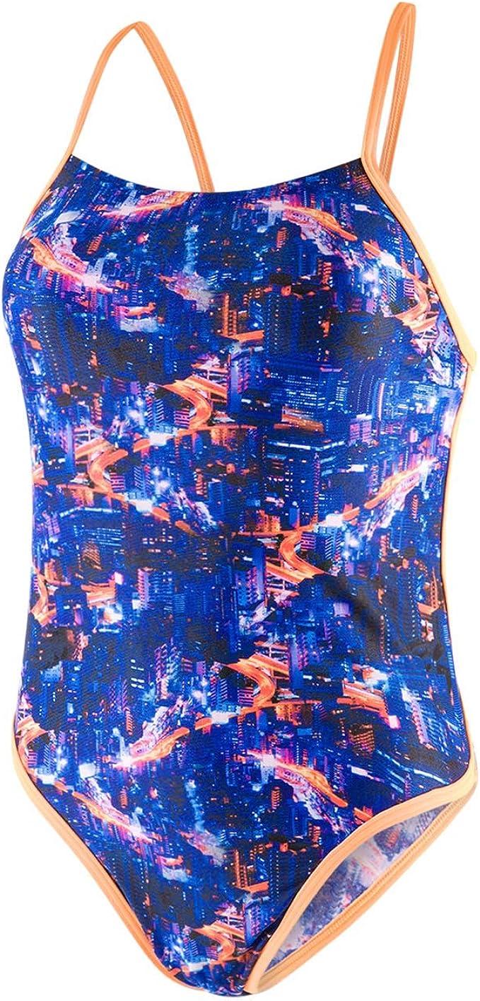 Speedo Reniki Flip Reverse Intero Costume da Bagno Donna
