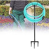 Garden Supplies, Iron Material Garden Hose Holder Simple Easy Convenient for Garden