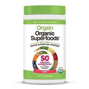 Orgain Organic Green Superfoods