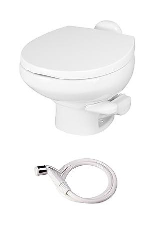 Marvelous Thetford Aqua Magic Style Ii Rv Toilet With Hand Sprayer Low Uwap Interior Chair Design Uwaporg