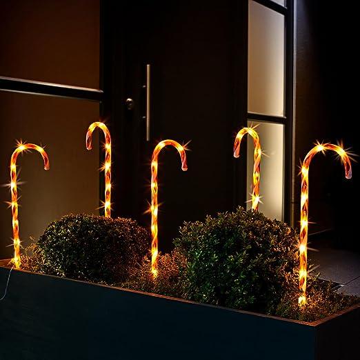 Xxl Led Caramelo Juego 3 X 60 Cm Moderna Iluminación