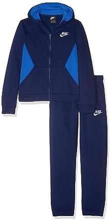 8abe45ad4 Nike Children's B Nsw Trk Suit Bf Core Tracksuit: Amazon.co.uk: Clothing