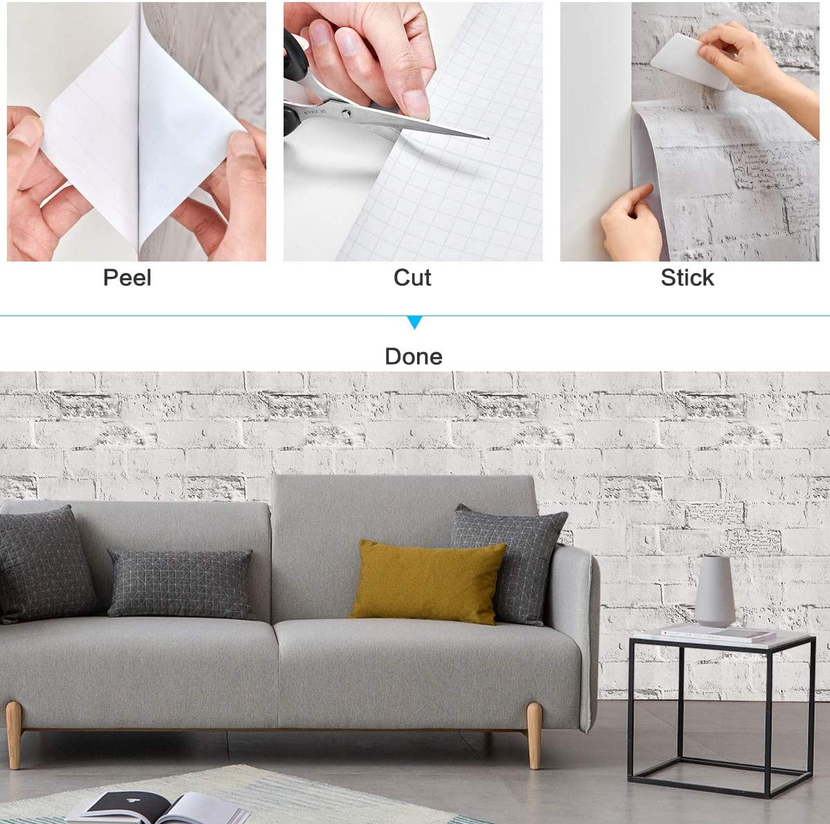 Memory Boards Self-Adhesive Peel and Stick Paper Decorative