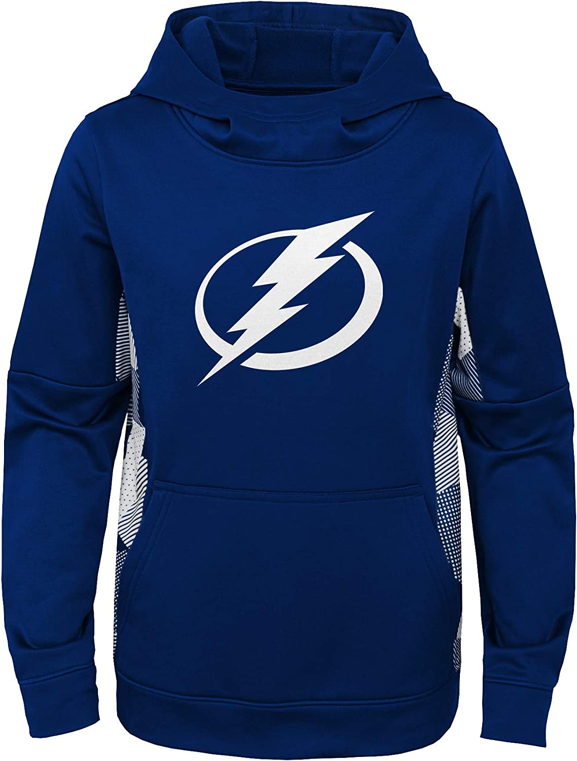 Youth NHL Tampa Bay Lightning Performance Hoodie Youth Sizing