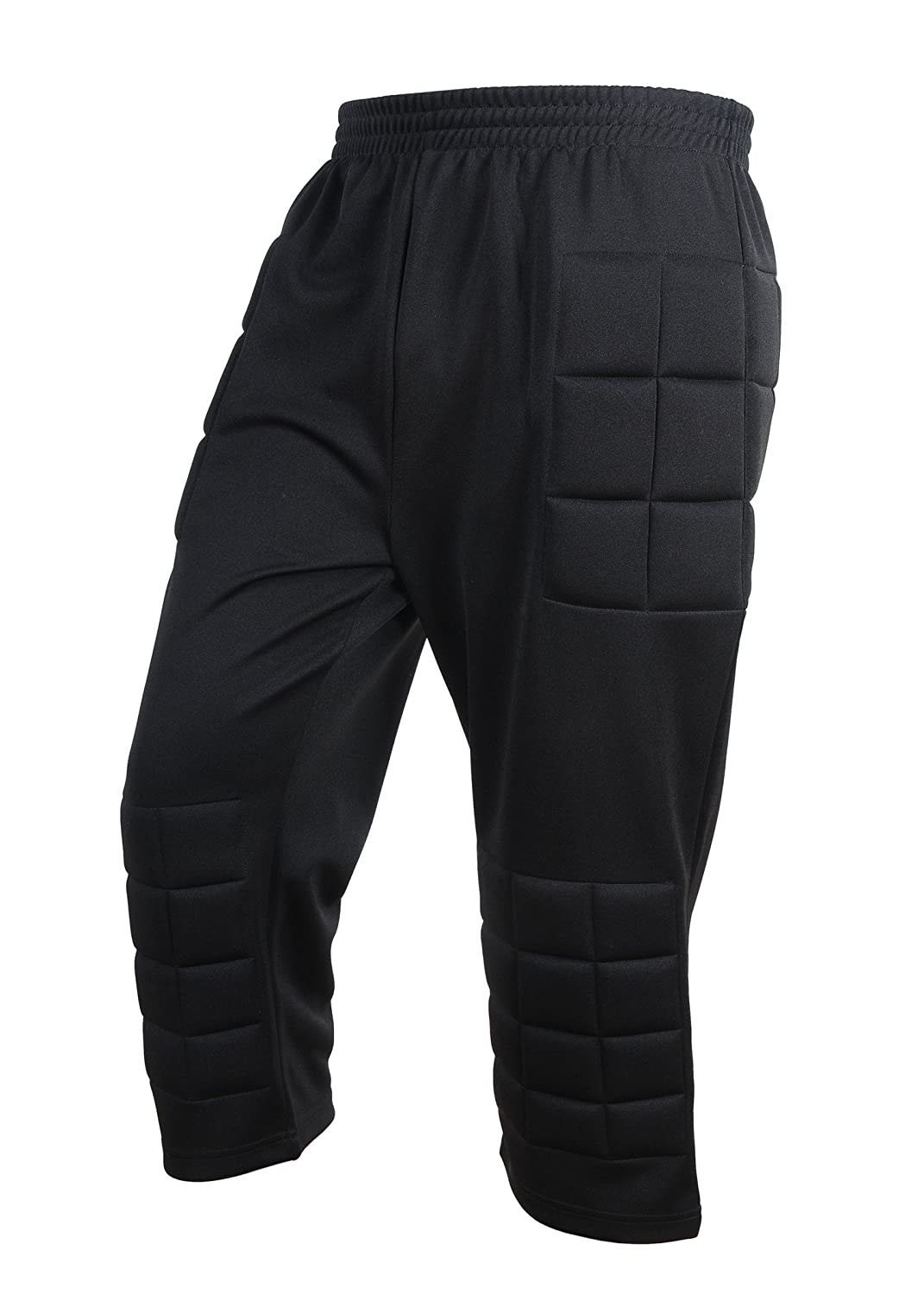 724f4e6db Amazon.com : Soccer Goalie Pants 3/4 and Regular : Sports & Outdoors