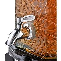 Dispensador de agua con grifos de acero inoxidable