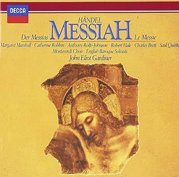 ヘンデル:オラトリオ「メサイア」全曲