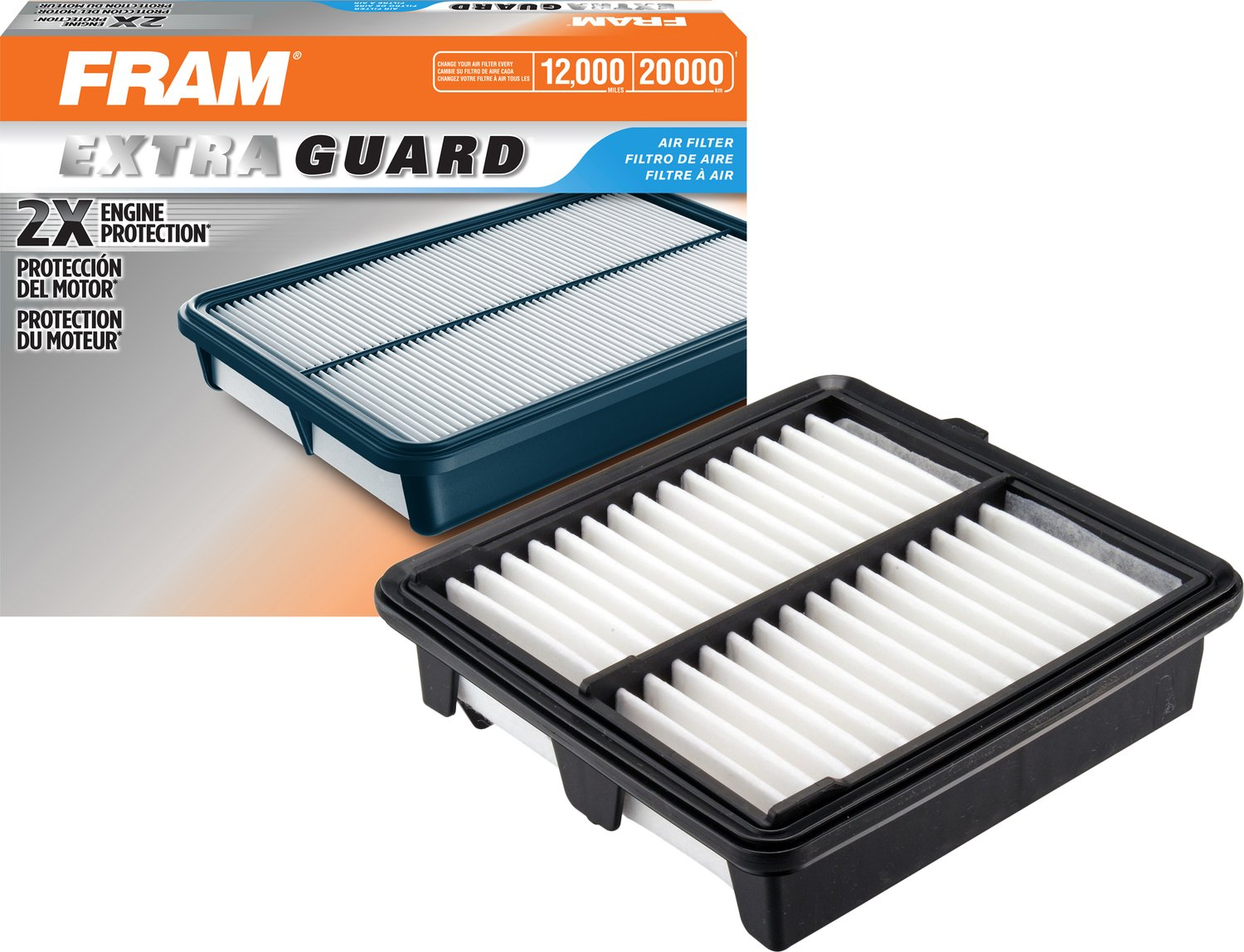 Fram CA10650 Extra Guard Panel Air Filter