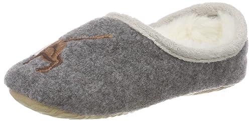 Tom joule Slippet, Zapatillas de Estar por casa para Niñas: Amazon.es: Zapatos y complementos