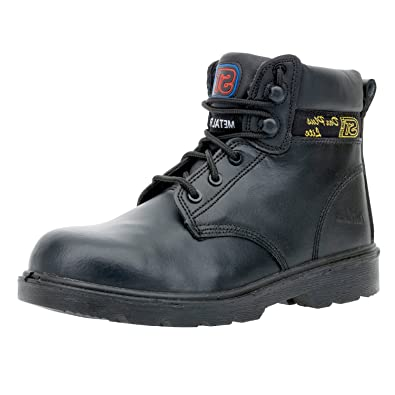 Dax Plus Lite - Work boots non steel, safety toe caps and kevlar ...