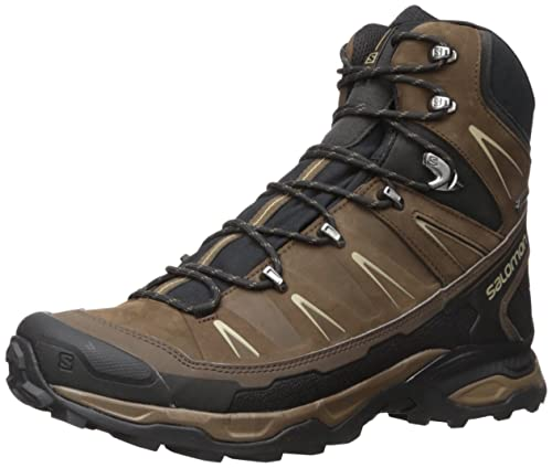 5b040663314 Salomon Men's X Ultra Trek GTX High Rise Hiking Boots