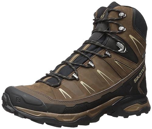 c8f8b41104 Salomon Men's X Ultra Trek GTX High Rise Hiking Boots