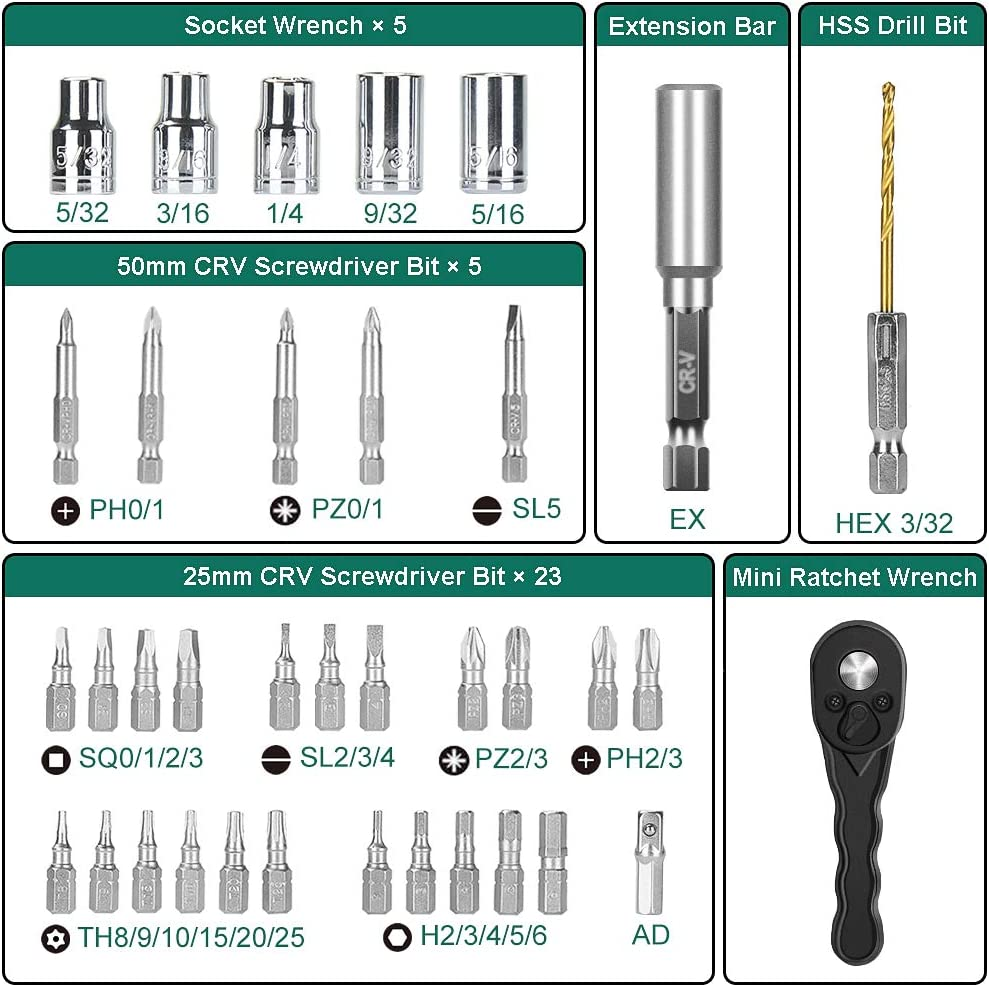 Business, Industry & Science Drills & Screwdrivers Cordless ...
