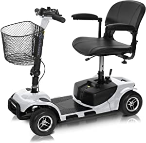 Best Mobility Scooter For Outdoors In 2021 - Top 5 Picks! 7
