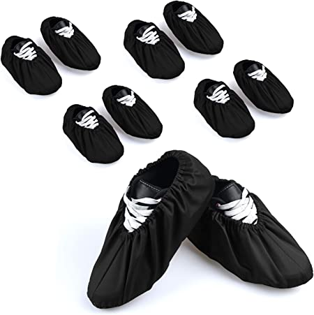 Slip-on Reusable Shoe Covers Boot Overshoes for Household Constructions