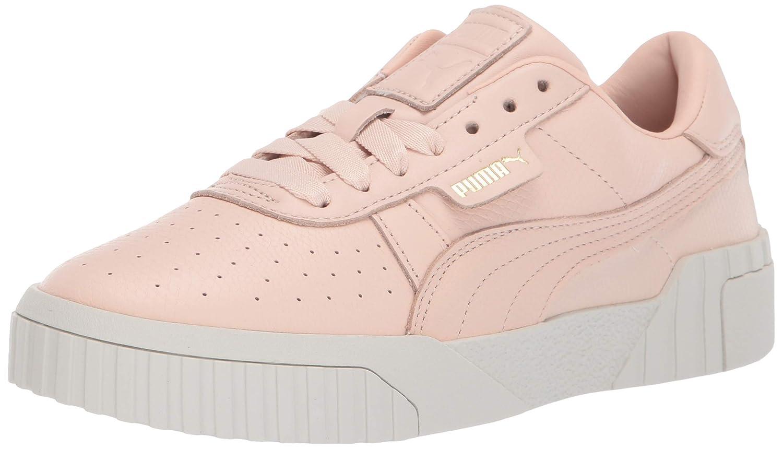 Cream Tan-cream Tan PUMA Women's Cali Sneaker