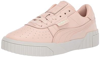 fb22564e07b41 Amazon.com   PUMA Women's Cali Emboss Sneakers   Fashion Sneakers