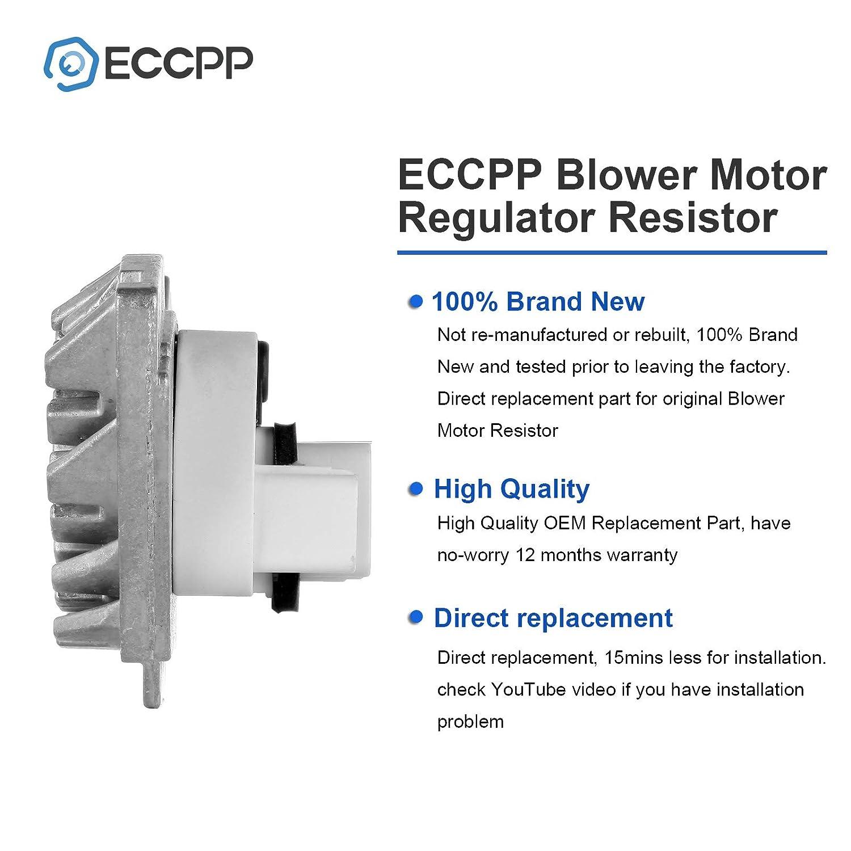 Resistencia Del Motor Calentador Soplador Para Volvo S60 S70 S80 V70 XC70 XC90 8693262 9171541