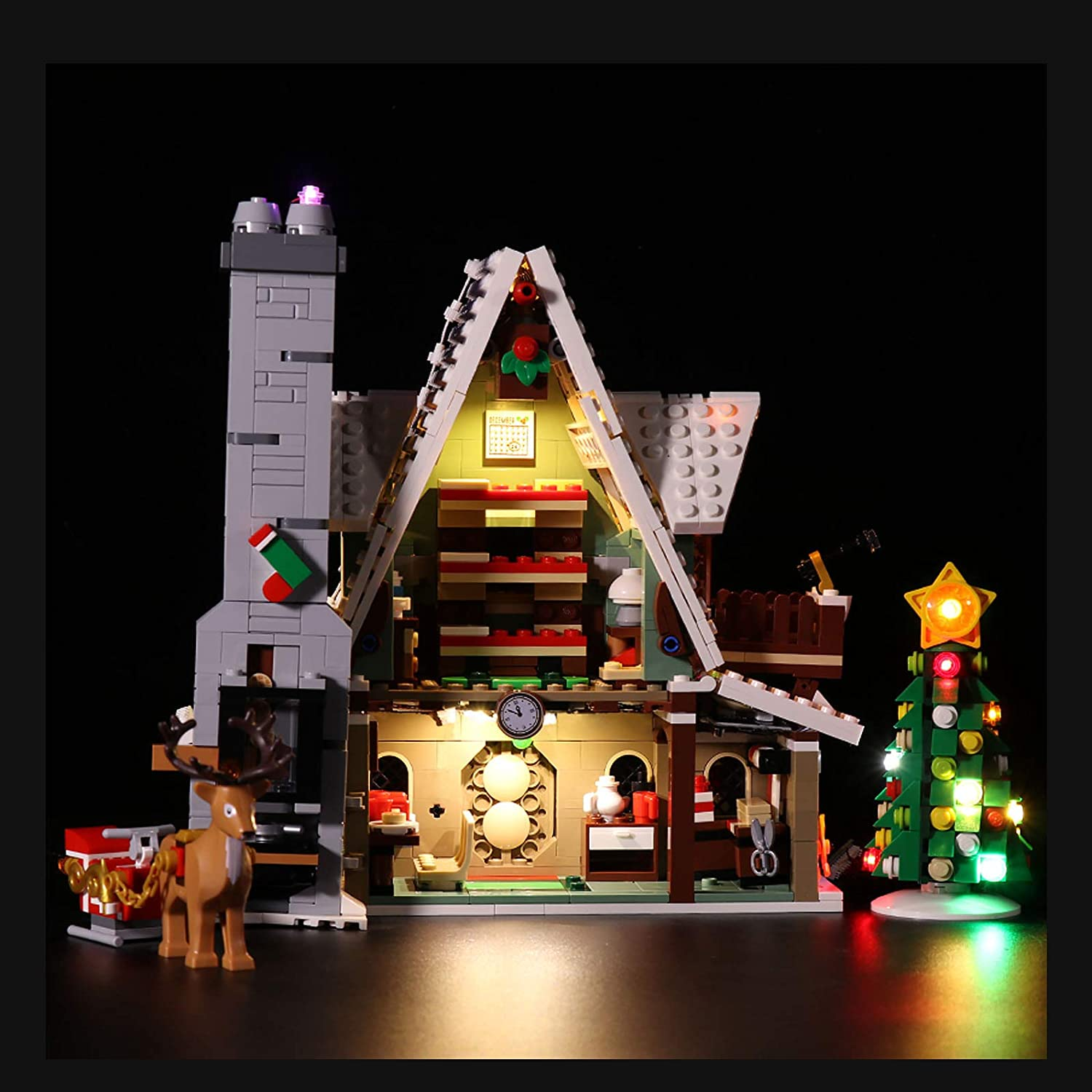 Lighting Kit Compatible with Lego 10275 Building Blocks Model ...